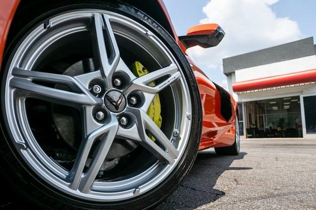 Used 2021 Chevrolet Corvette Stingray for sale $92,495 at Gravity Autos Atlanta in Chamblee GA 30341 49