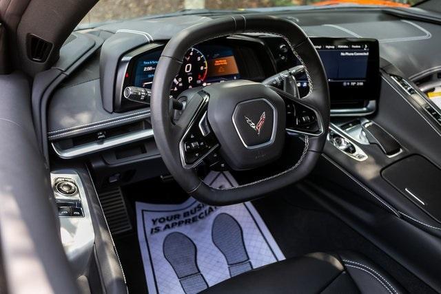 Used 2021 Chevrolet Corvette Stingray for sale $92,495 at Gravity Autos Atlanta in Chamblee GA 30341 5