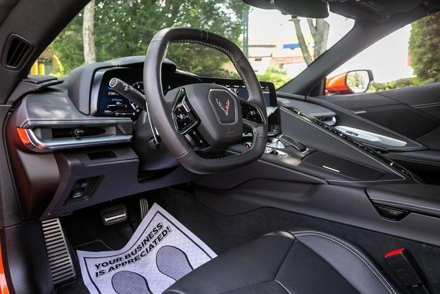 Used 2021 Chevrolet Corvette Stingray for sale $92,495 at Gravity Autos Atlanta in Chamblee GA 30341 8