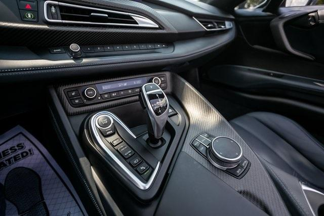 Used 2019 BMW i8 Base for sale $113,000 at Gravity Autos Atlanta in Chamblee GA 30341 17