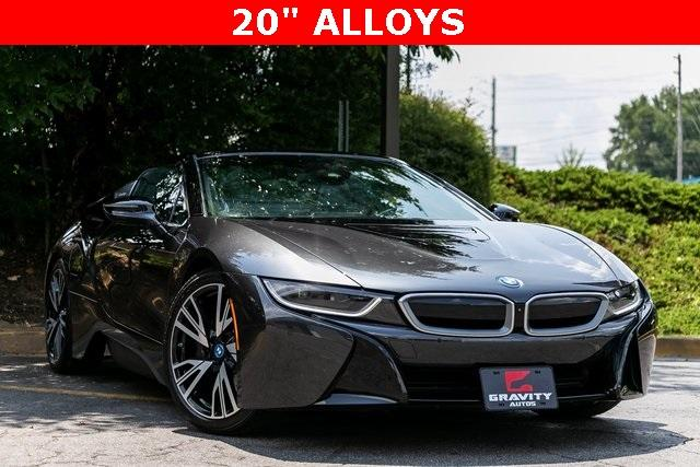 Used 2019 BMW i8 Base for sale $113,000 at Gravity Autos Atlanta in Chamblee GA 30341 3