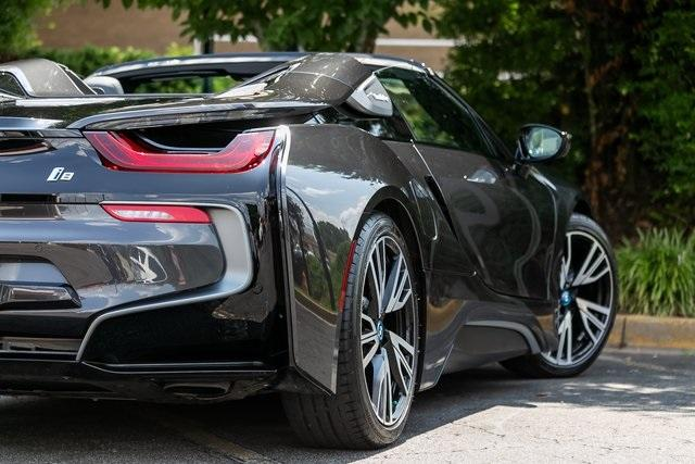Used 2019 BMW i8 Base for sale $113,000 at Gravity Autos Atlanta in Chamblee GA 30341 37