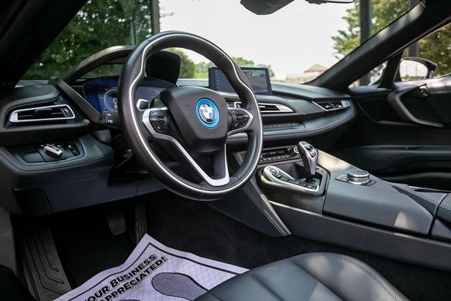 Used 2019 BMW i8 Base for sale $113,000 at Gravity Autos Atlanta in Chamblee GA 30341 8