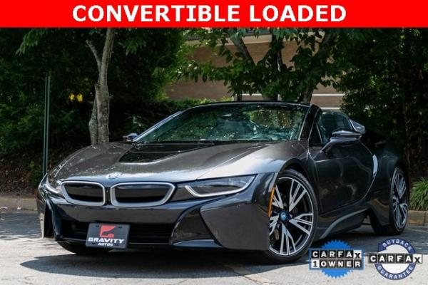 Used Used 2019 BMW i8 Base for sale $113,000 at Gravity Autos Atlanta in Chamblee GA