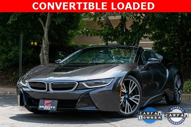 Used 2019 BMW i8 Base for sale $113,000 at Gravity Autos Atlanta in Chamblee GA 30341 1