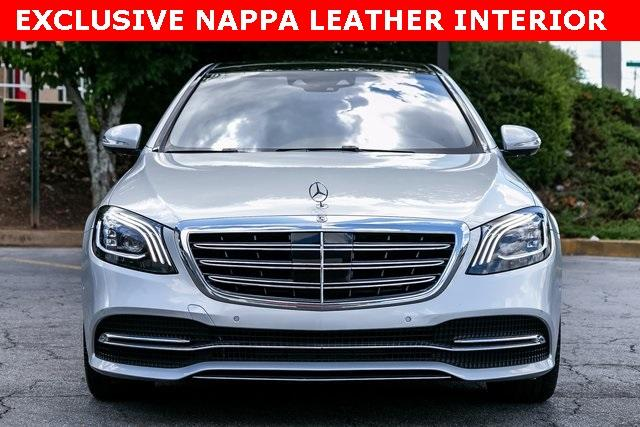 Used 2018 Mercedes-Benz S-Class S 560 for sale $72,489 at Gravity Autos Atlanta in Chamblee GA 30341 2