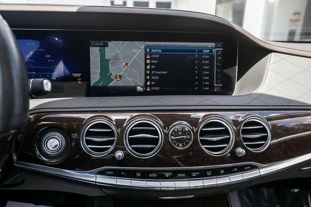 Used 2018 Mercedes-Benz S-Class S 560 for sale $72,489 at Gravity Autos Atlanta in Chamblee GA 30341 23