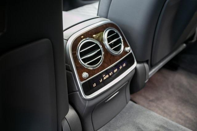 Used 2018 Mercedes-Benz S-Class S 560 for sale $72,489 at Gravity Autos Atlanta in Chamblee GA 30341 43