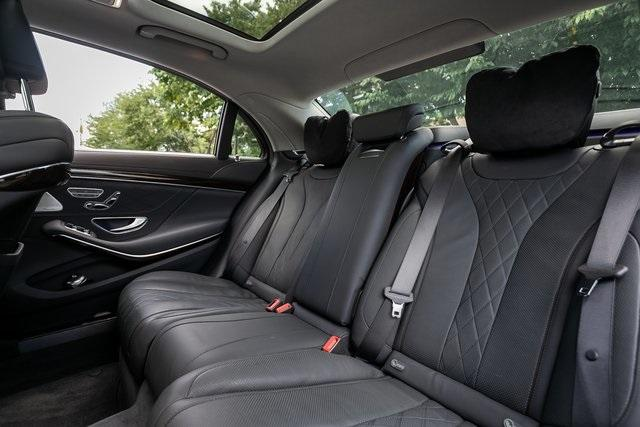 Used 2018 Mercedes-Benz S-Class S 560 for sale $72,489 at Gravity Autos Atlanta in Chamblee GA 30341 45