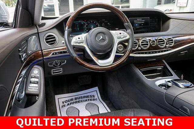Used 2018 Mercedes-Benz S-Class S 560 for sale $72,489 at Gravity Autos Atlanta in Chamblee GA 30341 5