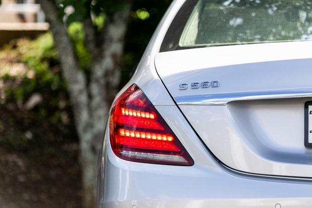 Used 2018 Mercedes-Benz S-Class S 560 for sale $72,489 at Gravity Autos Atlanta in Chamblee GA 30341 51