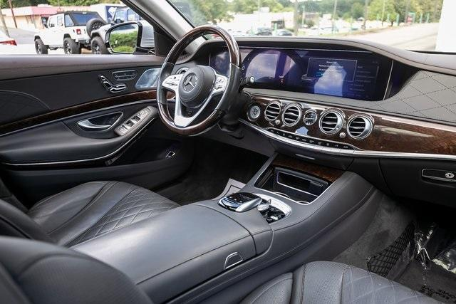 Used 2018 Mercedes-Benz S-Class S 560 for sale $72,489 at Gravity Autos Atlanta in Chamblee GA 30341 7