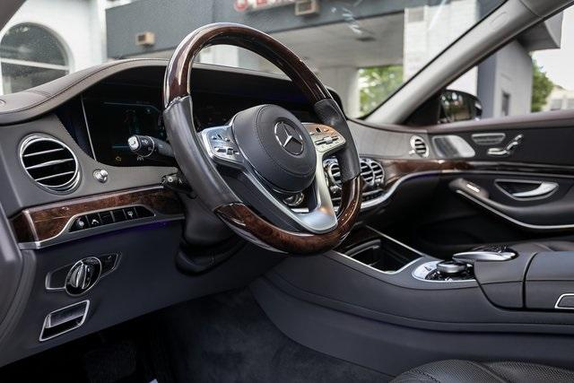 Used 2018 Mercedes-Benz S-Class S 560 for sale $72,489 at Gravity Autos Atlanta in Chamblee GA 30341 8