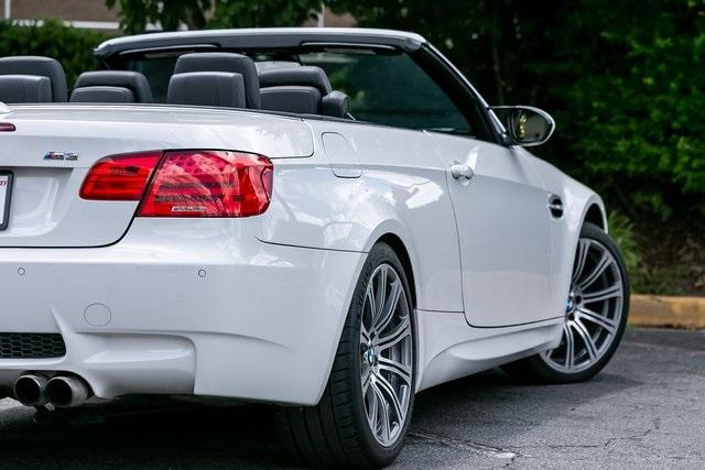 Used 2013 BMW M3 Base for sale $41,995 at Gravity Autos Atlanta in Chamblee GA 30341 38