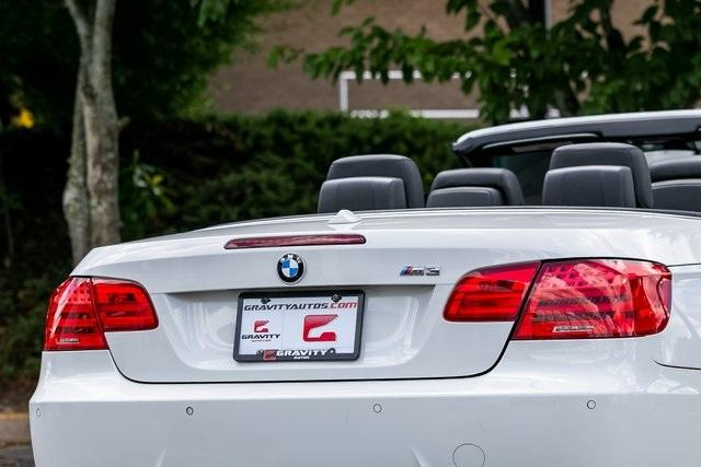 Used 2013 BMW M3 Base for sale $41,995 at Gravity Autos Atlanta in Chamblee GA 30341 39