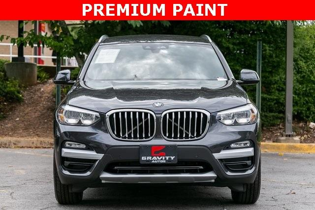 Used 2019 BMW X3 sDrive30i for sale $34,295 at Gravity Autos Atlanta in Chamblee GA 30341 2