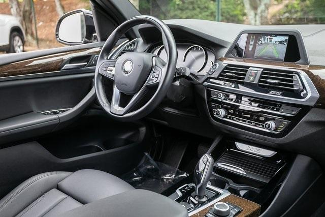 Used 2019 BMW X3 sDrive30i for sale $34,295 at Gravity Autos Atlanta in Chamblee GA 30341 7