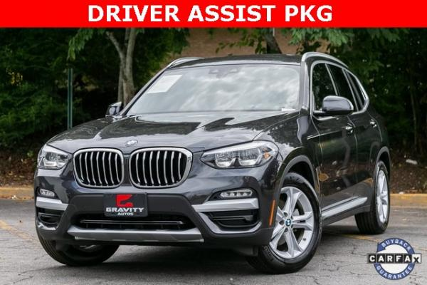 Used Used 2019 BMW X3 sDrive30i for sale $34,295 at Gravity Autos Atlanta in Chamblee GA