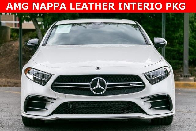Used 2019 Mercedes-Benz CLS CLS 53 AMG for sale $76,995 at Gravity Autos Atlanta in Chamblee GA 30341 2