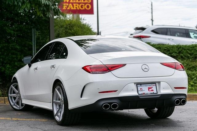 Used 2019 Mercedes-Benz CLS CLS 53 AMG for sale $76,995 at Gravity Autos Atlanta in Chamblee GA 30341 47