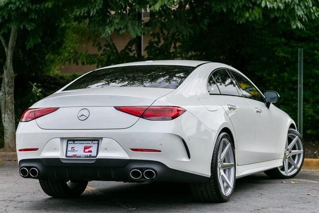 Used 2019 Mercedes-Benz CLS CLS 53 AMG for sale $76,995 at Gravity Autos Atlanta in Chamblee GA 30341 50