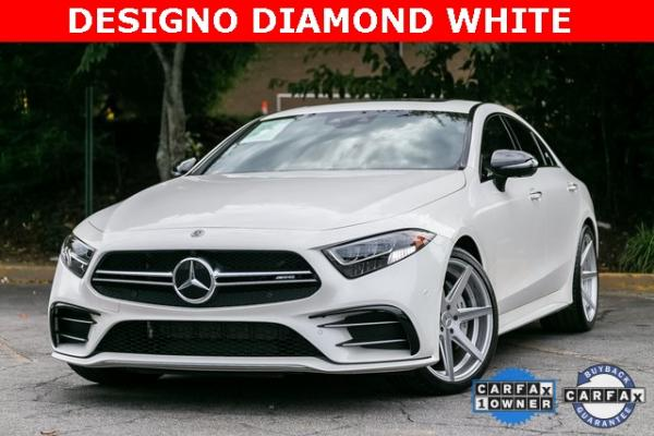 Used Used 2019 Mercedes-Benz CLS CLS 53 AMG for sale $76,995 at Gravity Autos Atlanta in Chamblee GA