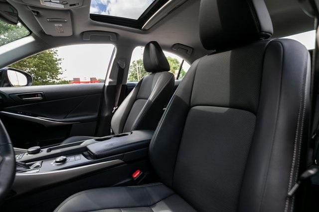 Used 2019 Lexus IS 300 for sale $31,495 at Gravity Autos Atlanta in Chamblee GA 30341 29