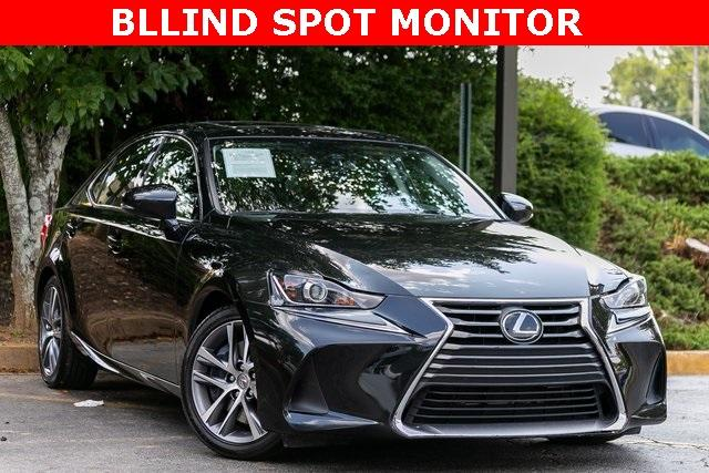 Used 2019 Lexus IS 300 for sale $31,495 at Gravity Autos Atlanta in Chamblee GA 30341 3