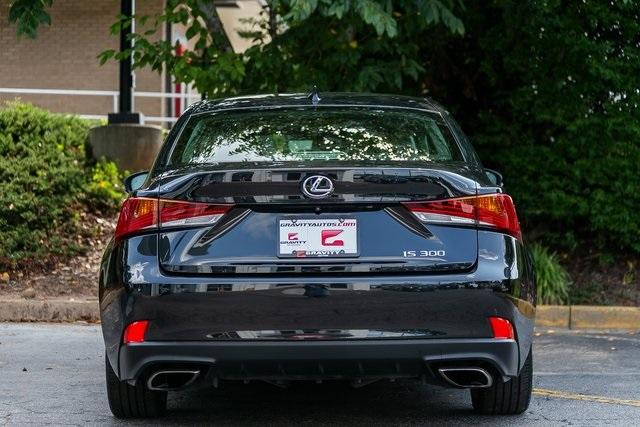 Used 2019 Lexus IS 300 for sale $31,495 at Gravity Autos Atlanta in Chamblee GA 30341 36