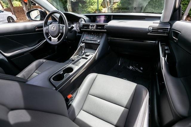 Used 2019 Lexus IS 300 for sale $31,495 at Gravity Autos Atlanta in Chamblee GA 30341 6