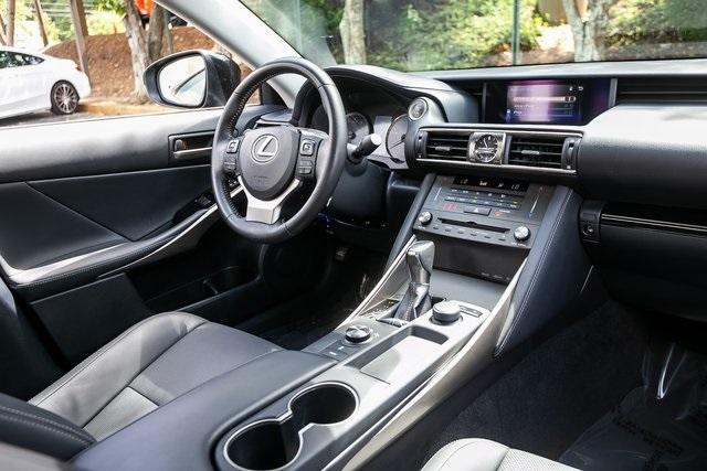 Used 2019 Lexus IS 300 for sale $31,495 at Gravity Autos Atlanta in Chamblee GA 30341 7