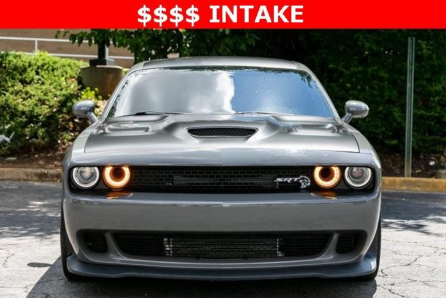 Used 2018 Dodge Challenger SRT Hellcat for sale $61,995 at Gravity Autos Atlanta in Chamblee GA 30341 2