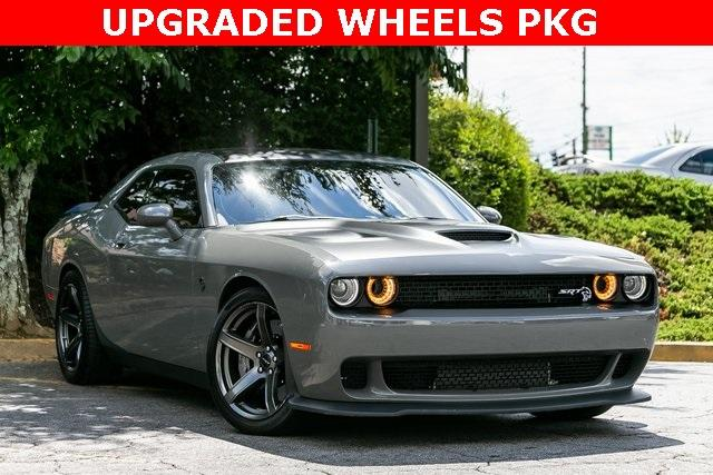 Used 2018 Dodge Challenger SRT Hellcat for sale $61,995 at Gravity Autos Atlanta in Chamblee GA 30341 3