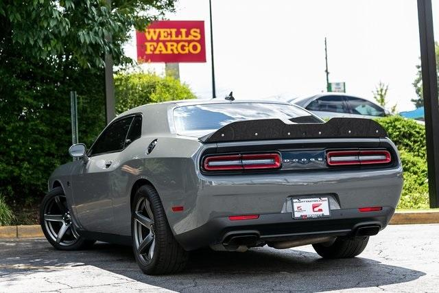 Used 2018 Dodge Challenger SRT Hellcat for sale $61,995 at Gravity Autos Atlanta in Chamblee GA 30341 34