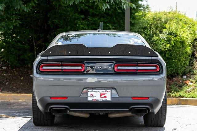 Used 2018 Dodge Challenger SRT Hellcat for sale $61,995 at Gravity Autos Atlanta in Chamblee GA 30341 35