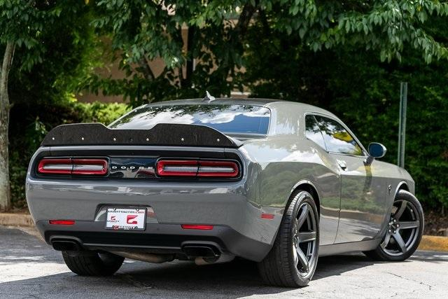 Used 2018 Dodge Challenger SRT Hellcat for sale $61,995 at Gravity Autos Atlanta in Chamblee GA 30341 37