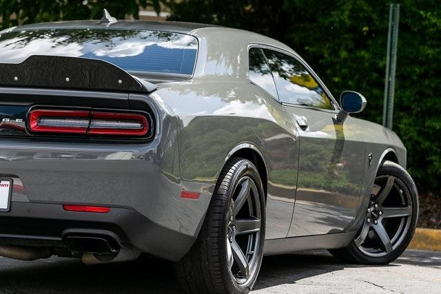 Used 2018 Dodge Challenger SRT Hellcat for sale $61,995 at Gravity Autos Atlanta in Chamblee GA 30341 38