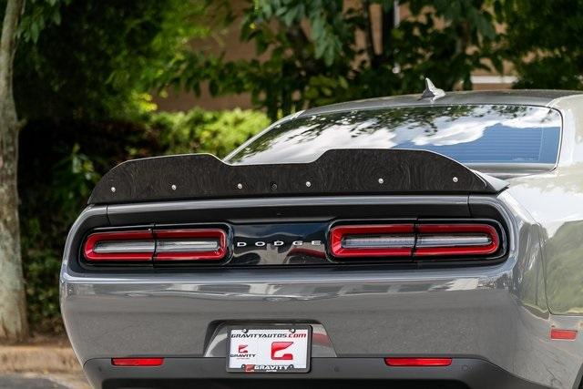 Used 2018 Dodge Challenger SRT Hellcat for sale $61,995 at Gravity Autos Atlanta in Chamblee GA 30341 39