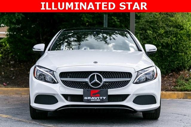 Used 2018 Mercedes-Benz C-Class C 300 for sale $35,995 at Gravity Autos Atlanta in Chamblee GA 30341 2