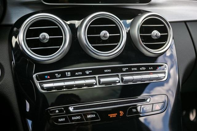 Used 2018 Mercedes-Benz C-Class C 300 for sale $35,995 at Gravity Autos Atlanta in Chamblee GA 30341 22