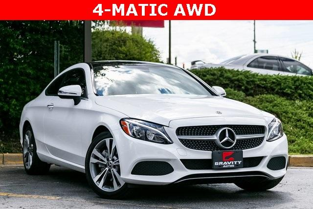 Used 2018 Mercedes-Benz C-Class C 300 for sale $35,995 at Gravity Autos Atlanta in Chamblee GA 30341 3