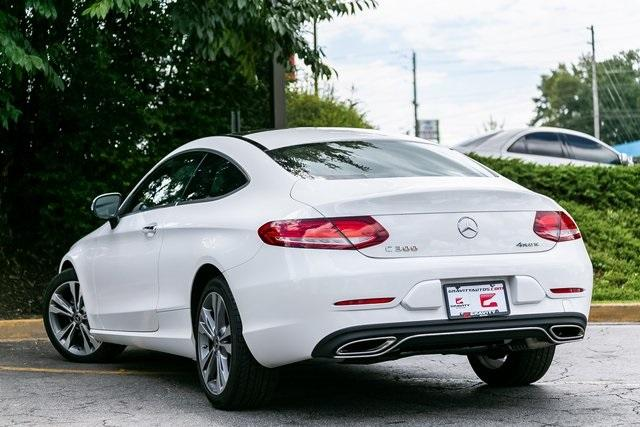 Used 2018 Mercedes-Benz C-Class C 300 for sale $35,995 at Gravity Autos Atlanta in Chamblee GA 30341 35