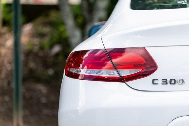 Used 2018 Mercedes-Benz C-Class C 300 for sale $35,995 at Gravity Autos Atlanta in Chamblee GA 30341 37