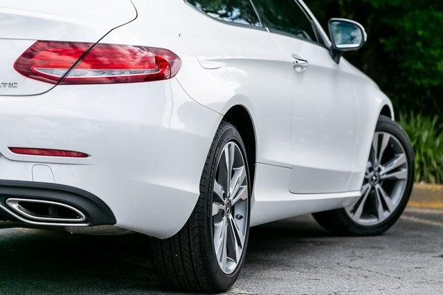 Used 2018 Mercedes-Benz C-Class C 300 for sale $35,995 at Gravity Autos Atlanta in Chamblee GA 30341 39