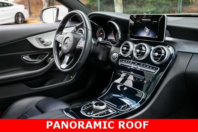 Used 2018 Mercedes-Benz C-Class C 300 for sale $35,995 at Gravity Autos Atlanta in Chamblee GA 30341 7