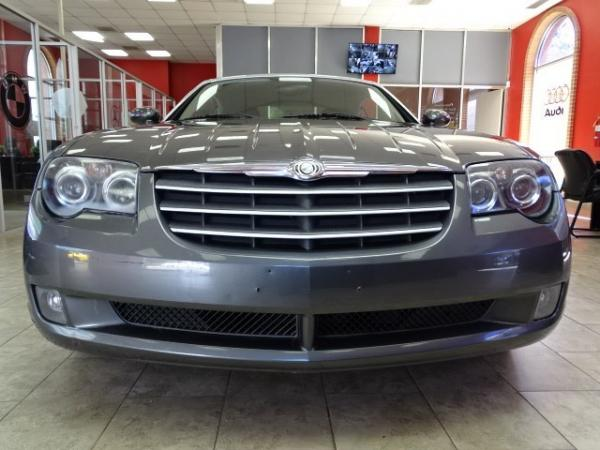 Used 2004 Chrysler Crossfire for sale Sold at Gravity Autos in Roswell GA 30076 2