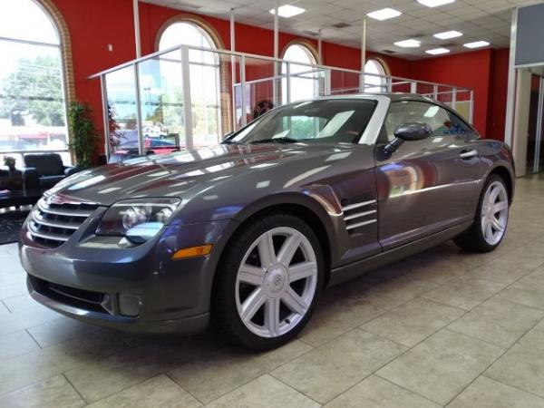 Used 2004 Chrysler Crossfire for sale Sold at Gravity Autos in Roswell GA 30076 3