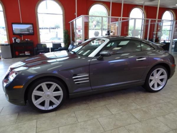 Used 2004 Chrysler Crossfire for sale Sold at Gravity Autos in Roswell GA 30076 4