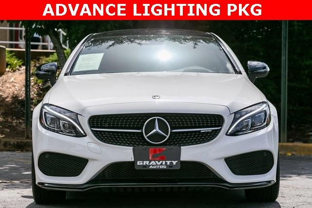 Used 2018 Mercedes-Benz C-Class C 43 AMG for sale Sold at Gravity Autos Atlanta in Chamblee GA 30341 2
