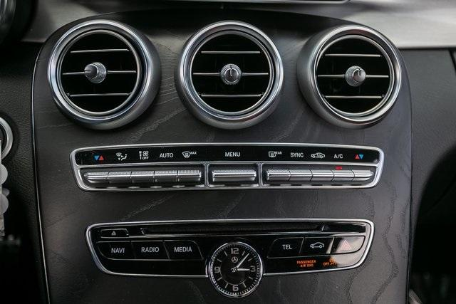 Used 2018 Mercedes-Benz C-Class C 43 AMG for sale Sold at Gravity Autos Atlanta in Chamblee GA 30341 22